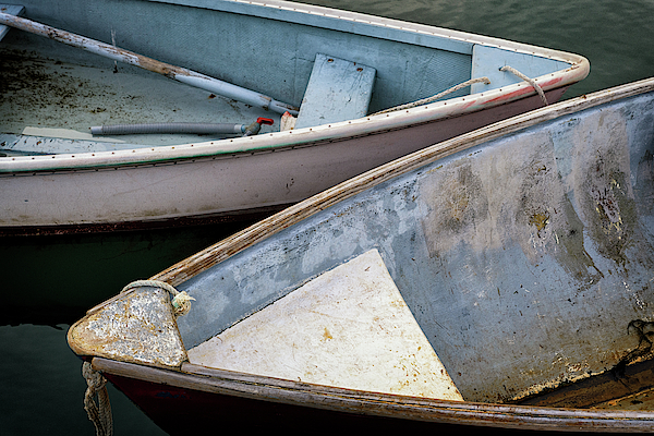 A Pair of Dories by Rick Berk